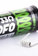 WoToFo WoToFo 5 Core Fused Clapton NI80 0.33Ω