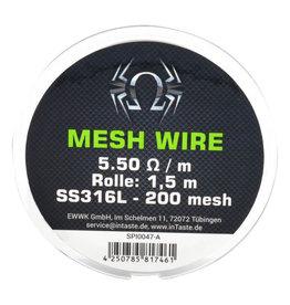 Spider Vape Spider Vape SS316L Mesh Wire