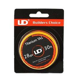 UD UD Titanium TA1 Draht