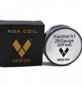 Vapor Tech Vapor Tech RBA Coil Draht