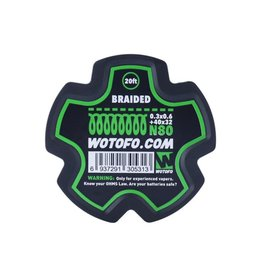 WoToFo WoToFo Braided Wire
