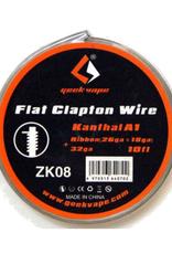 Geek Vape Geek Vape KA1 Flat Clapton Wire (ZK08)