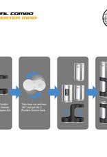 Ambition Mods Ambition Mods Converter Box Mod & Tube Mod