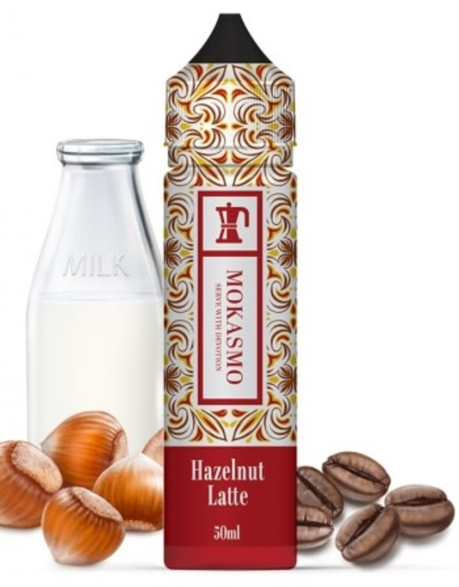 MOKASMO MOKASMO - Hazelnut Latte 50ml
