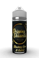 Dripping Desserts Dripping Desserts - Strawberry Jam & Custard 100ml
