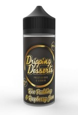 Dripping Desserts Dripping Desserts - Rice Pudding & Raspberry Jam 100ml
