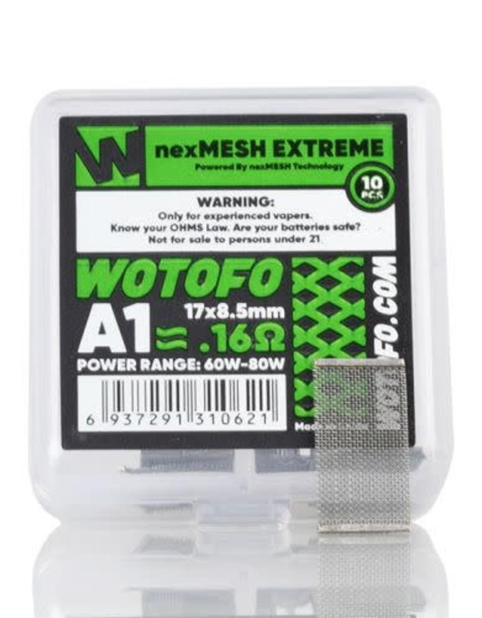 WoToFo Wotofo nexMesh - Extreme