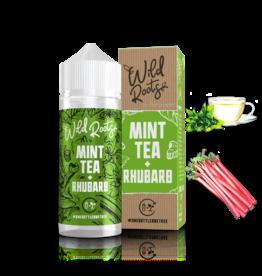 Wild Roots Wild Roots - Mint Tea + Rhubarb 100ml