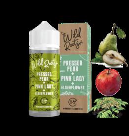 Wild Roots Wild Roots - Pressed Pear + Pink Lady + Elderflower 100ml