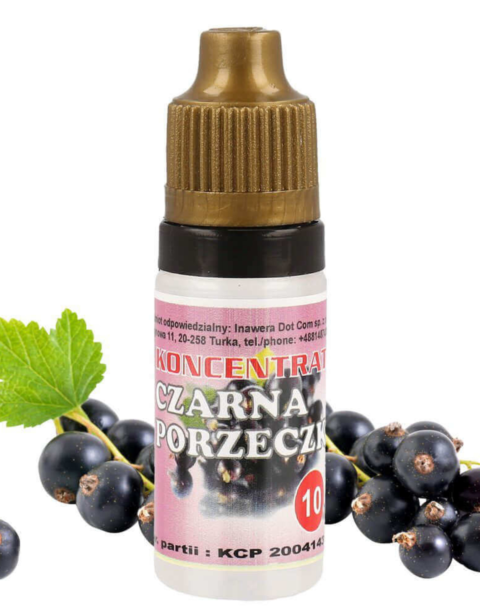 Inawera Inawera - Schwarze Johannisbeere Aroma 10ml