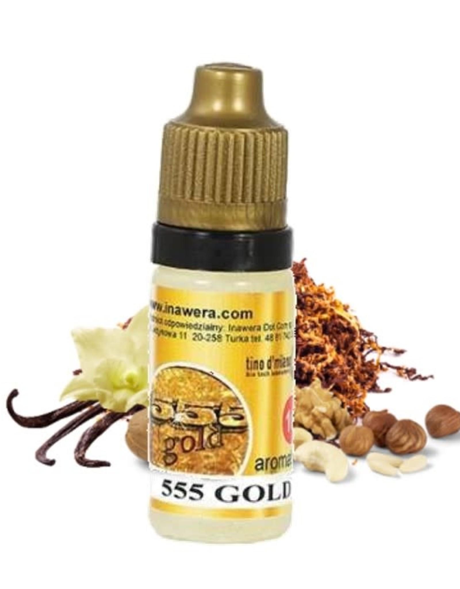 Inawera Inawera - 555 Gold Aroma 10ml