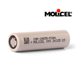 Molicel Molicel INR18650 - P28A 2800mAh 35A Li-Ionen Akku