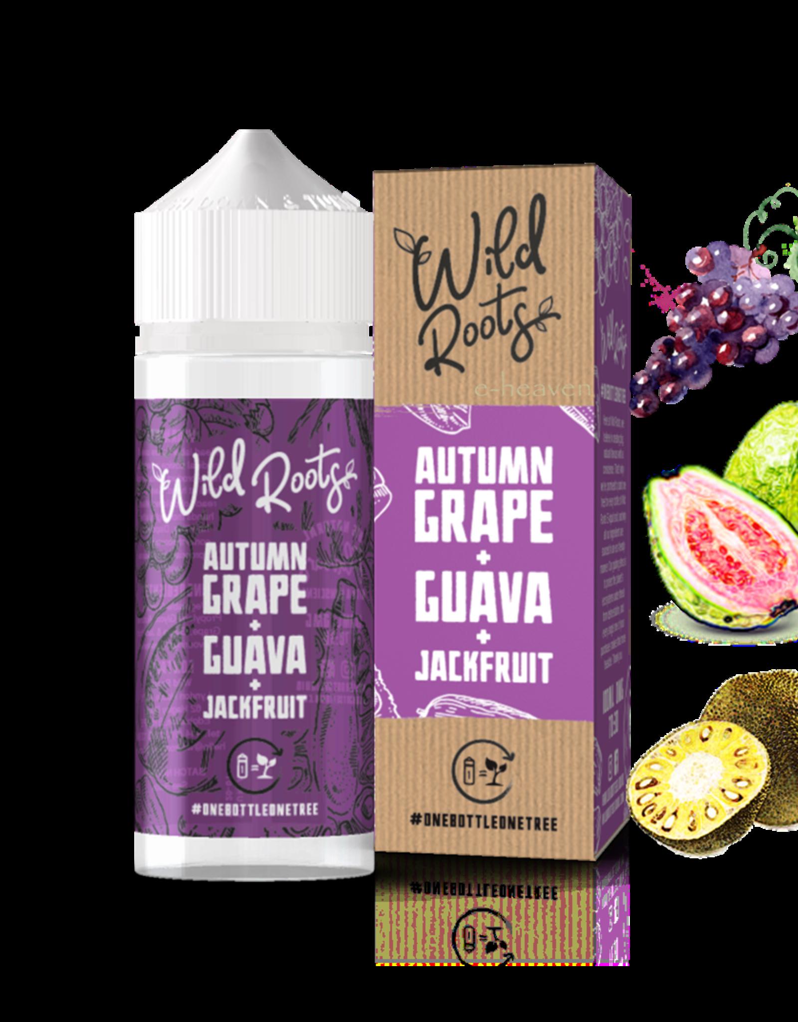 Wild Roots Wild Roots - Autumn Grape + Guava + Jackfruit 100ml