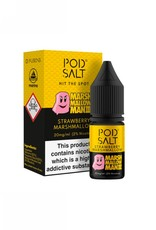 Pod Salt POD SALT - Marshmallow Man III - Strawberry Marshmallow 10ml 20mg