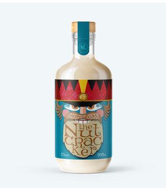Lion Spirit Nutcracker, finest Hazelnut Cream