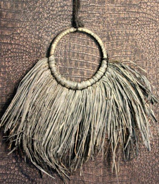 Wandhanger raffia