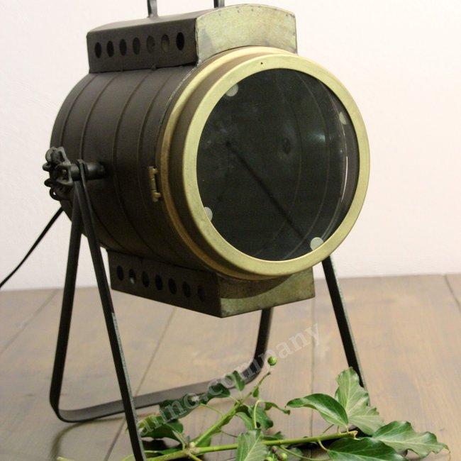 Industriele studiolamp