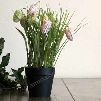 Fritillaria kunstplant