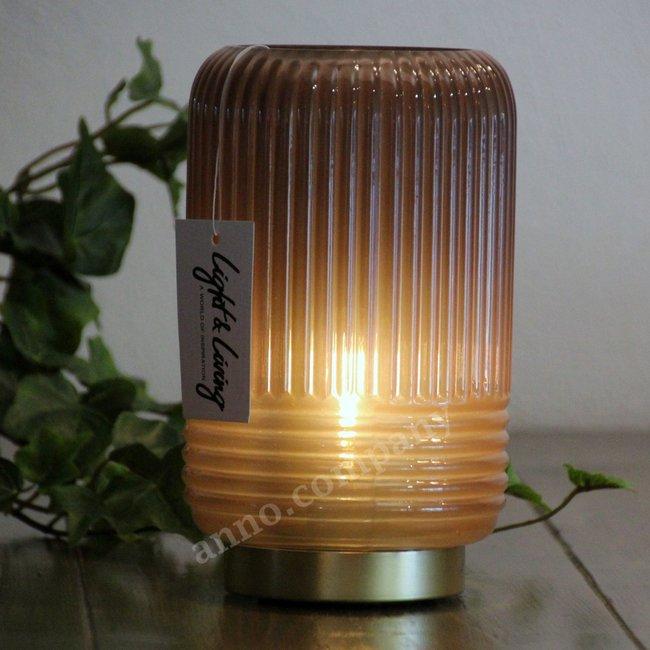 Tafellamp op batterij