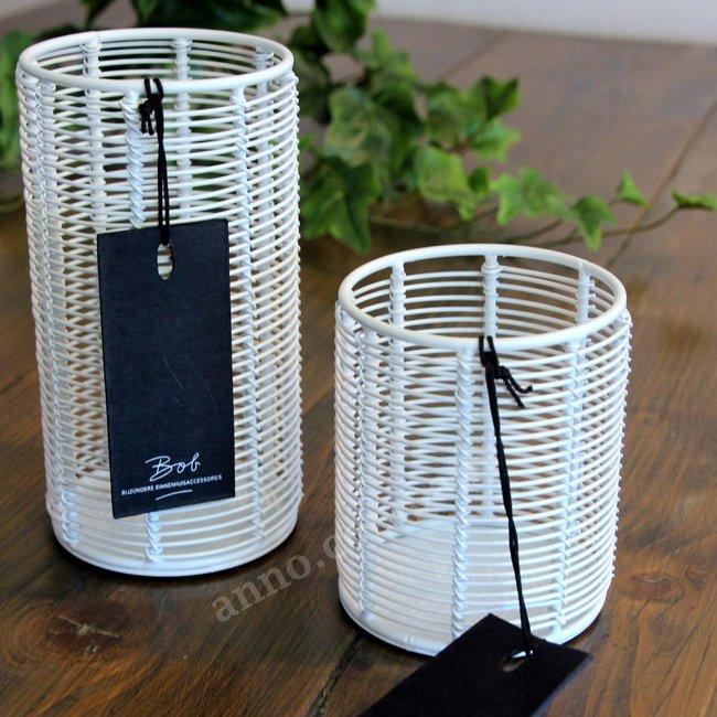 Bob Iron T-lite cilinder white