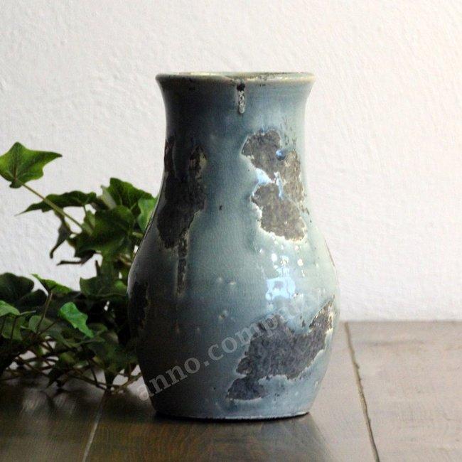 Villa Pottery Vaas Old Blue