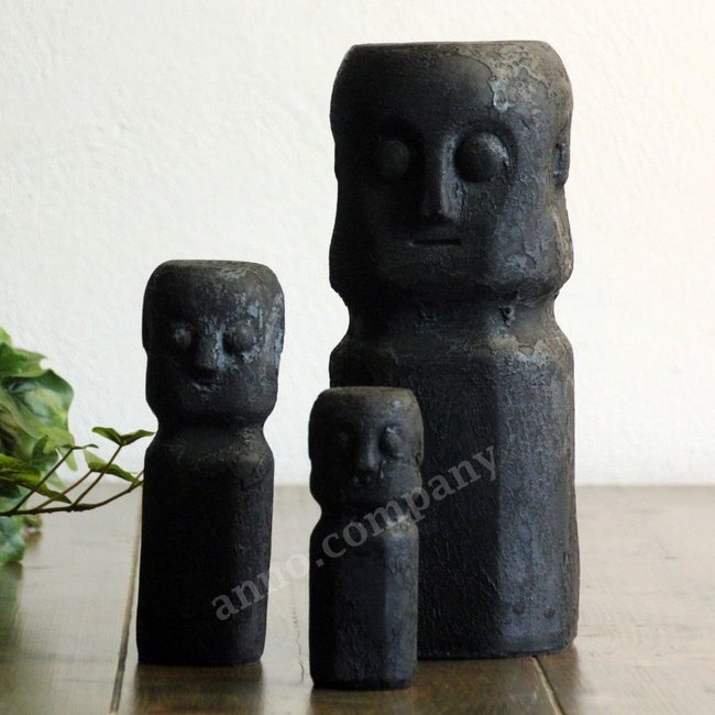 Ceramic Sumba Black