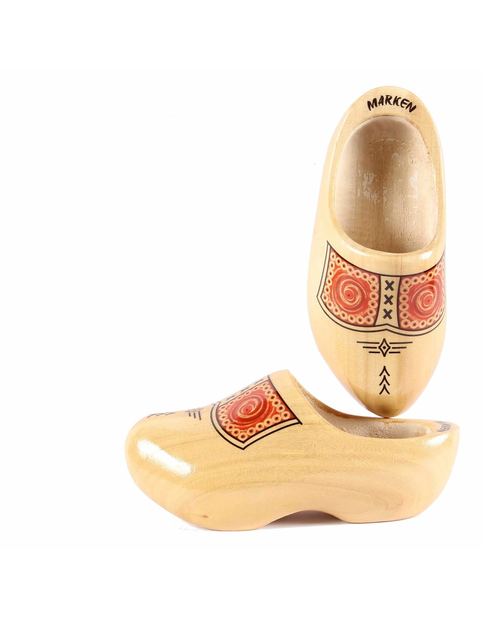 Wooden Shoe Factory Marken Klompen, Traditioneel Boeren Design