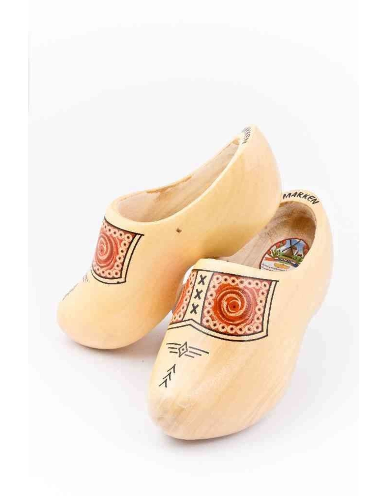 Wooden Shoe Factory Marken Wooden Shoes, Traditional Design