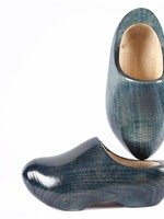 Wooden Shoe Factory Marken Wooden Shoes, Denim