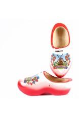 Wooden Shoe Factory Marken Wooden Shoes Marken Red White