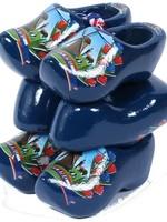 3 Souvenir Kompen, Blauw, 8 cm