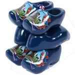 Small Wooden Shoes, Souvenir Clogs