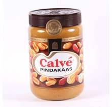 Calvé Pindakaas, Dutch Peanutbutter, Big Jar