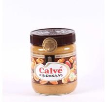 Calvé Pindakaas, Dutch Peanutbutter, Regular Jar