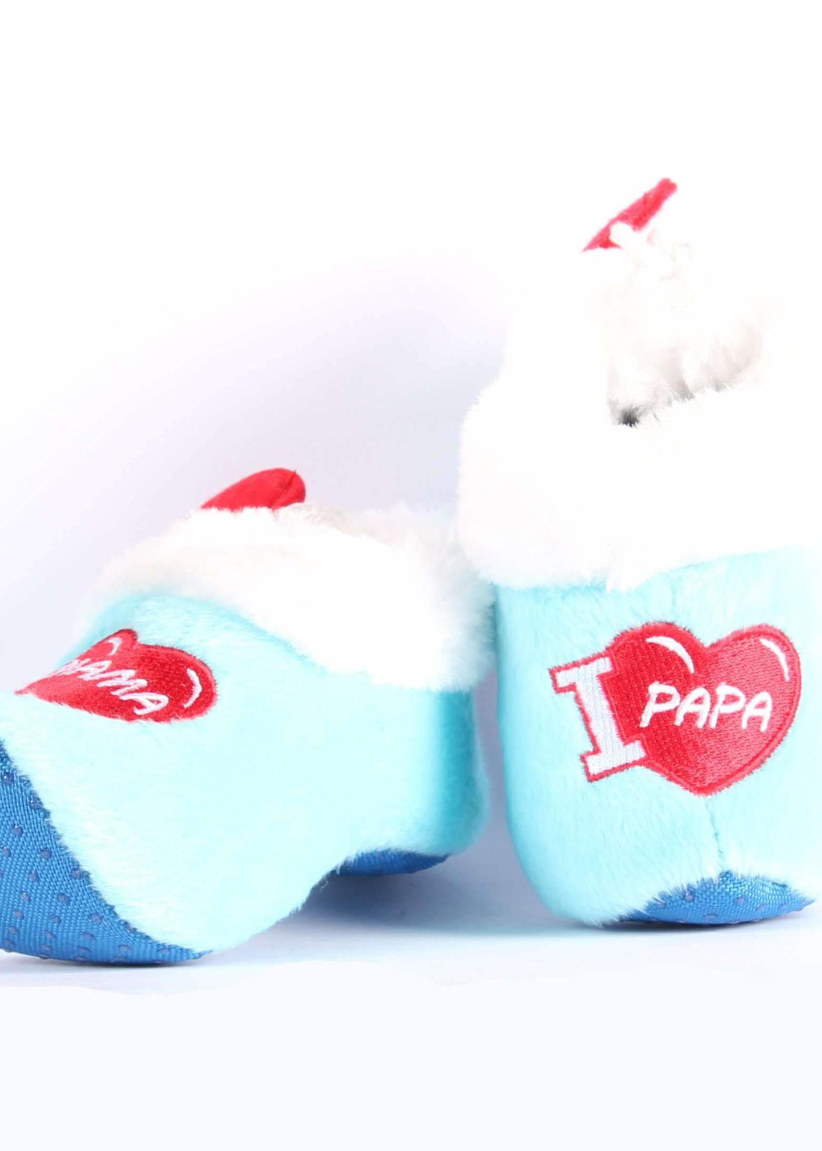Klomp sloffen, Baby Klomp Pantoffels, Jongen, Blauw