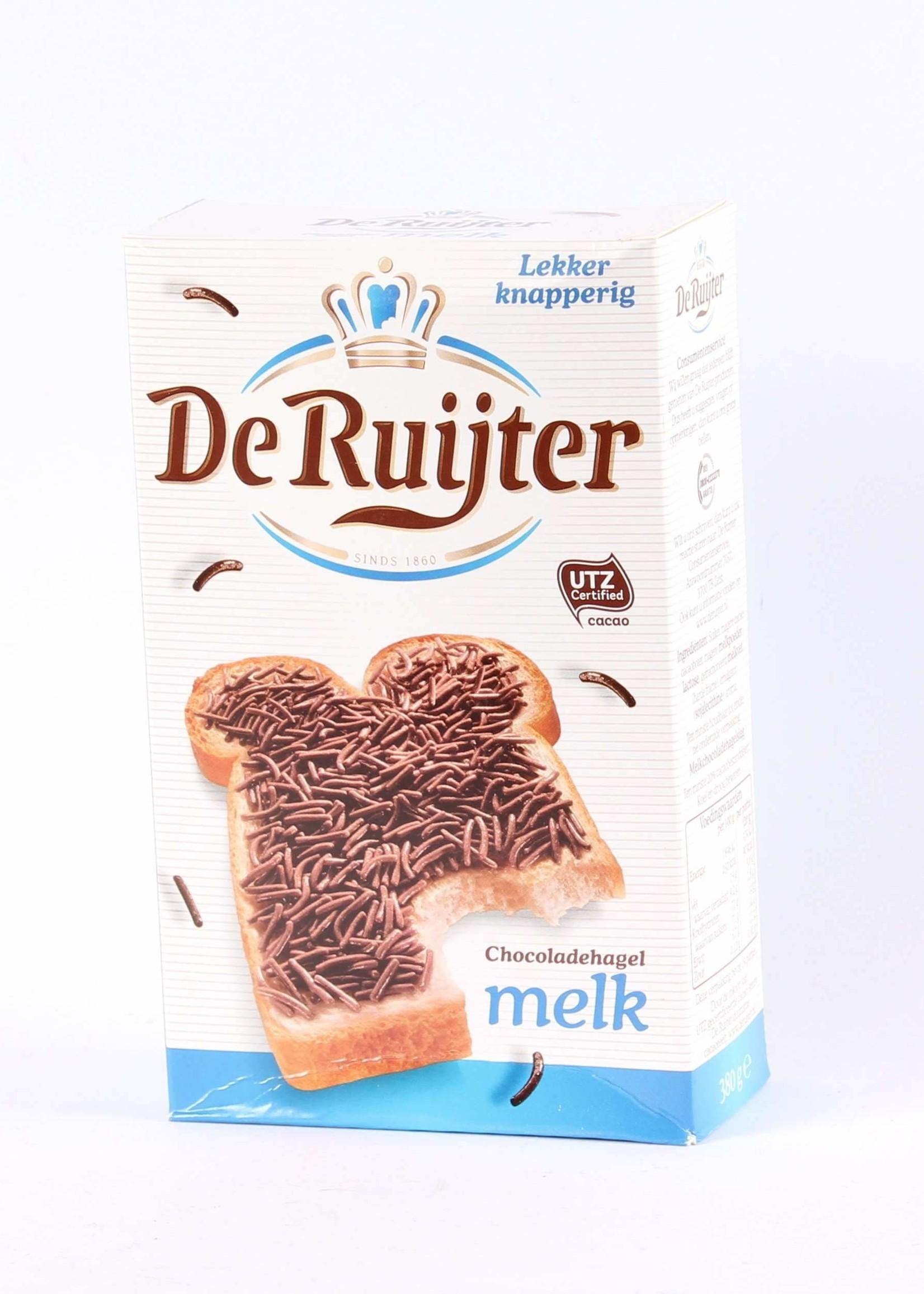 De Ruijter, Hagelslag Melk, Melkchocolade Hagels
