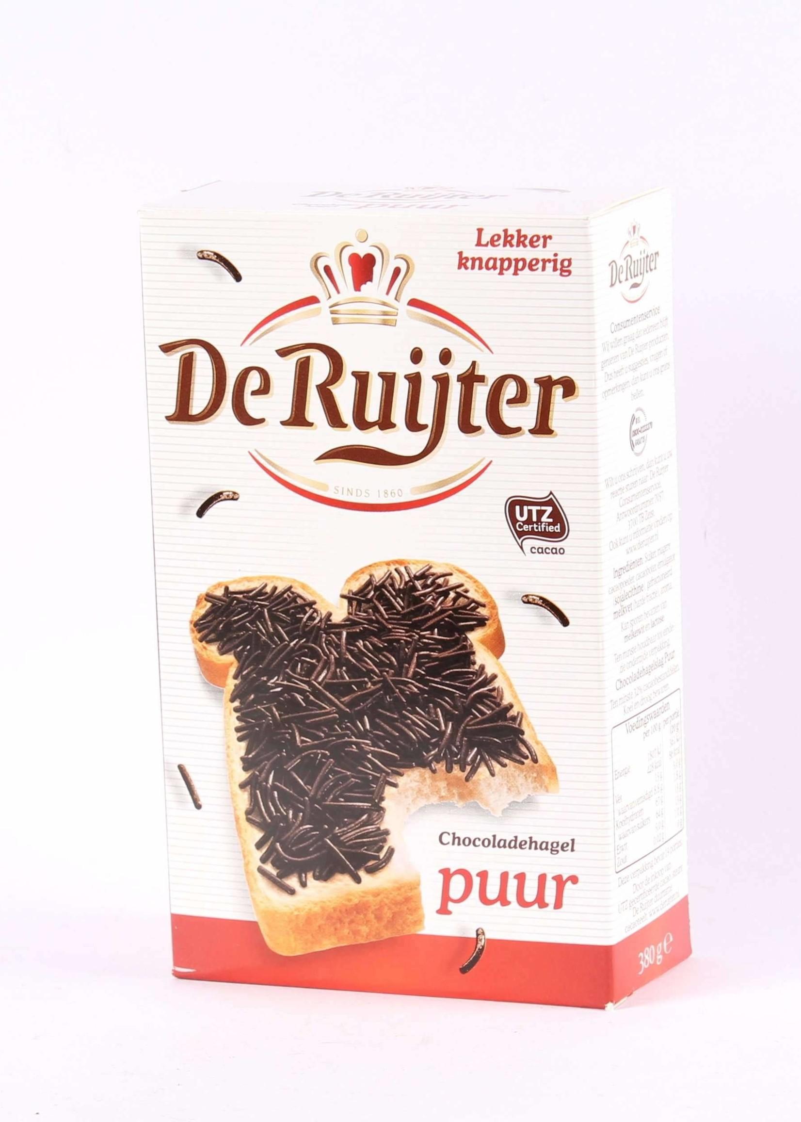 De Ruijter, Hagelslag Puur, Dark Chocolate Sprinkles