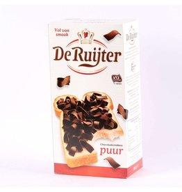 De Ruijter, Vlokken Puur, Dark Chocolate Flakes
