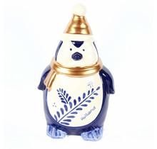 Delft Blue Penguin, Holland Christmas Decoration, Big