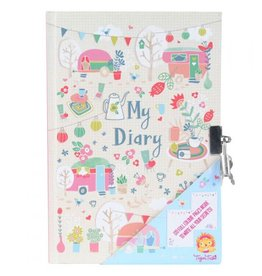 "Tiger Tribe My Diary ""Caravan"""
