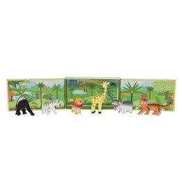 "Tiger Tribe Magnetic Box ""Jungle Tribe"""