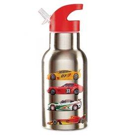 """Crocodile Creek Stainless Bottle """"Race Car"""""""