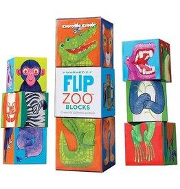 "Crocodile Creek Flip Zoo Magneetblokken ""Fainforest"" Crocodile Creek"