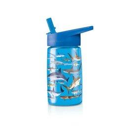 """Crocodile Creek Tritan Bottle """"Haaien"""""""