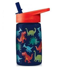 """Crocodile Creek Tritan Bottle """"Dinosaurs"""""""