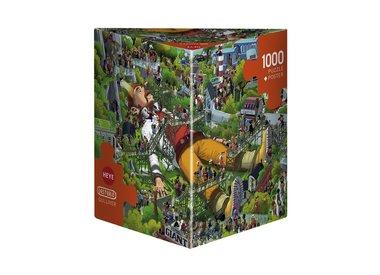 Puzzels 1000 stukjes+