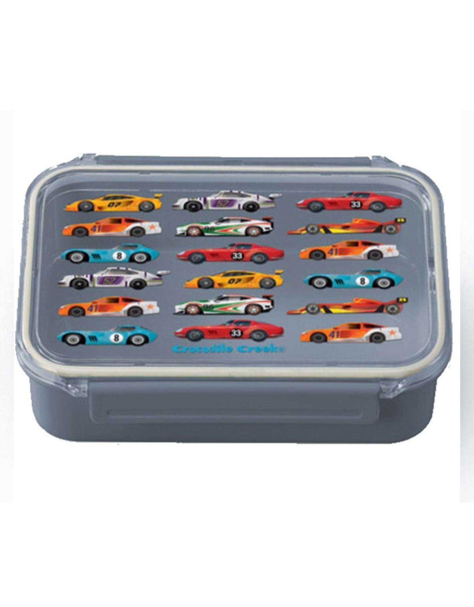 "Crocodile Creek Bento Box ""Race Car"""