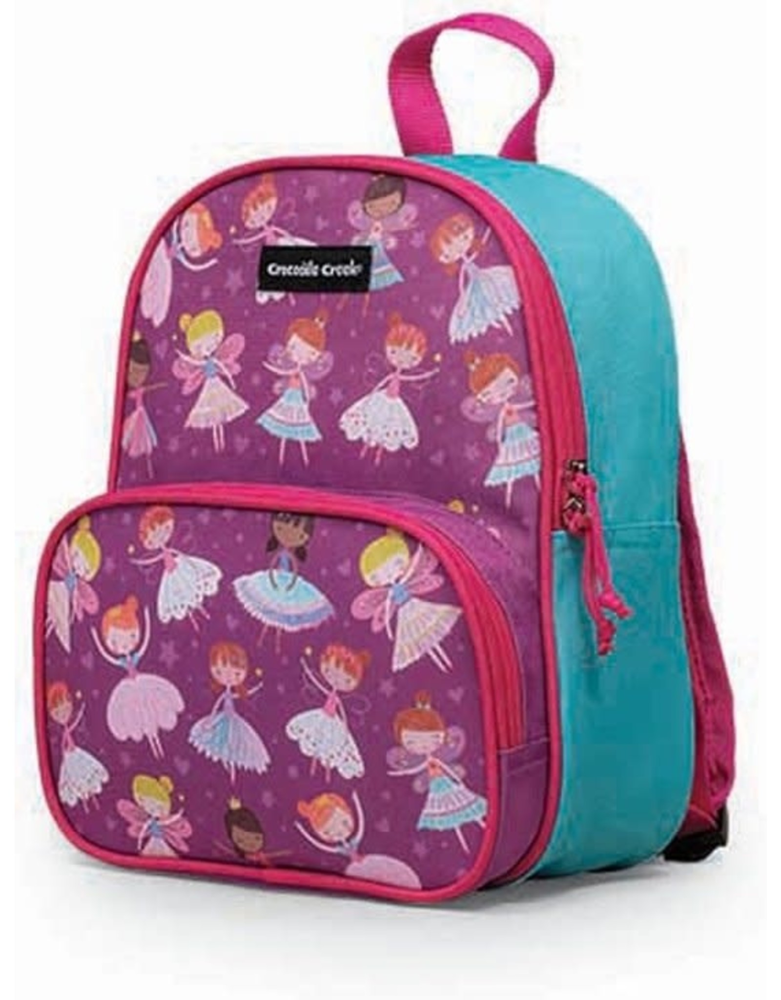 "Crocodile Creek Backpack ""Pink Wonders"""