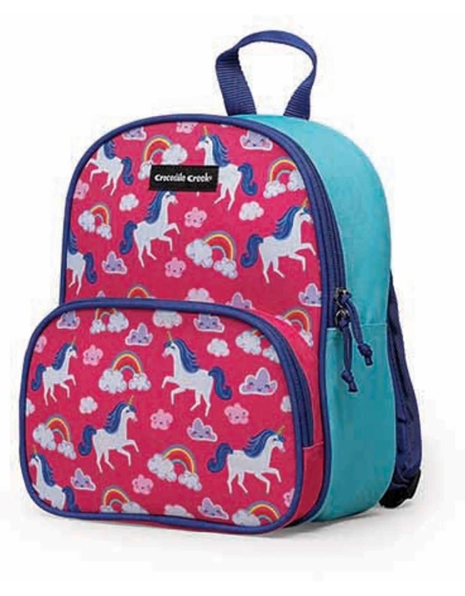 "Crocodile Creek Backpack ""Unicorn"""