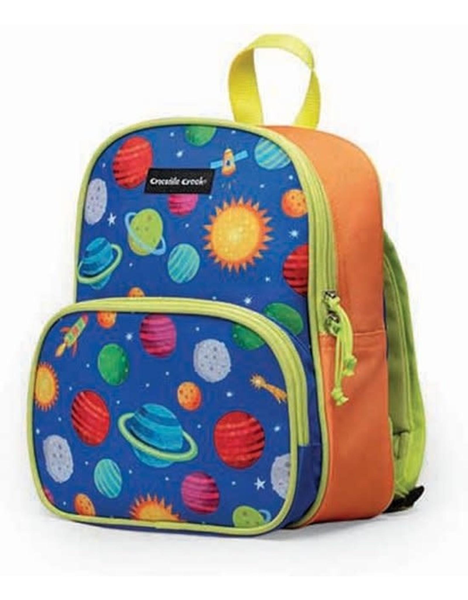 """Crocodile Creek Backpack """"Space"""""""